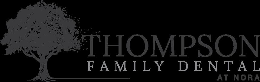 Thompson Family Dental at Nora  Mobile Logo