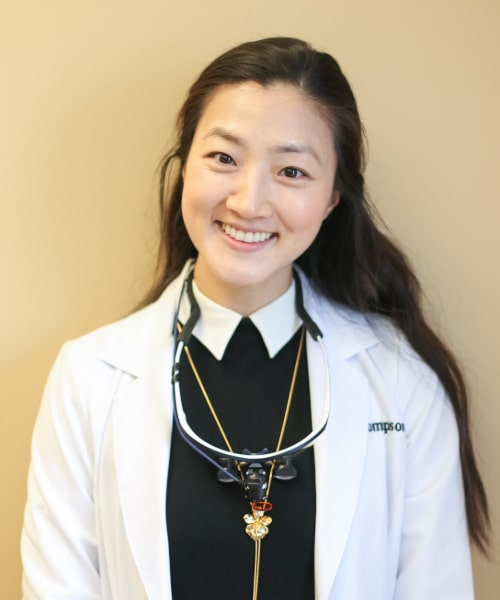 Dr. Jiyun Thompson - a dentist in Indianapolis and owner of Thompson Family Dental at Nora